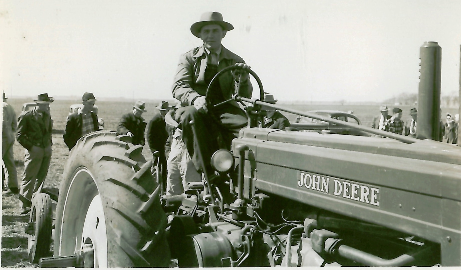 Vintage Plowing Contest 1951